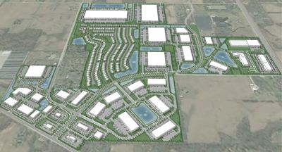Westfield's NorthPoint Industrial Park