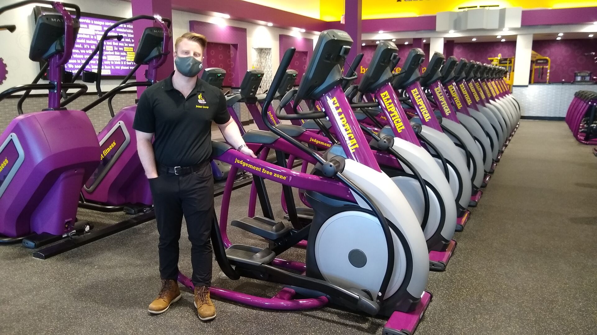 Elliptical Machine At Planet Fitness Off 57