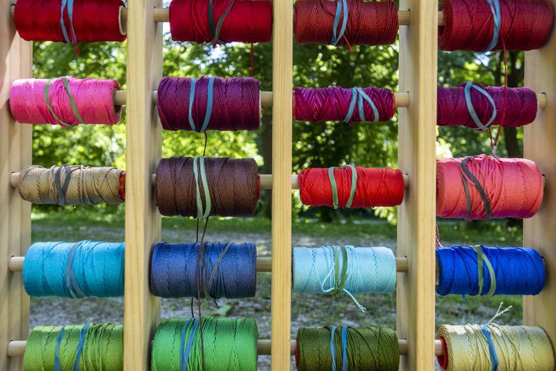 Learn the art of broom making this weekend in Delphi