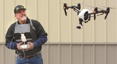 SPECIAL AG SECTION: Drone technology among next-generation impacts on farming