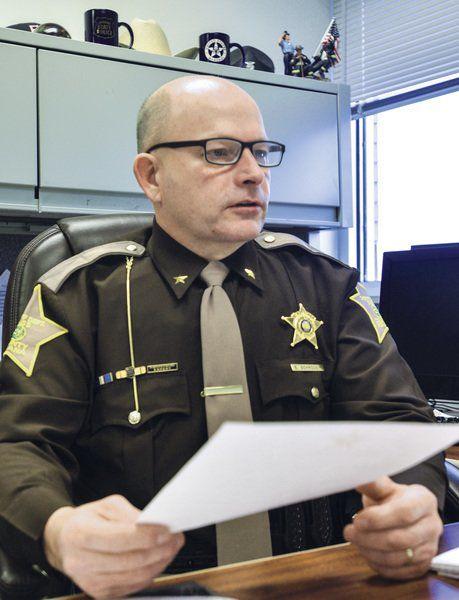 Sheriff Ed Schroder