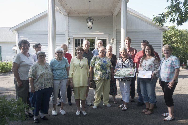 Rose Society celebrates 60th anniversary