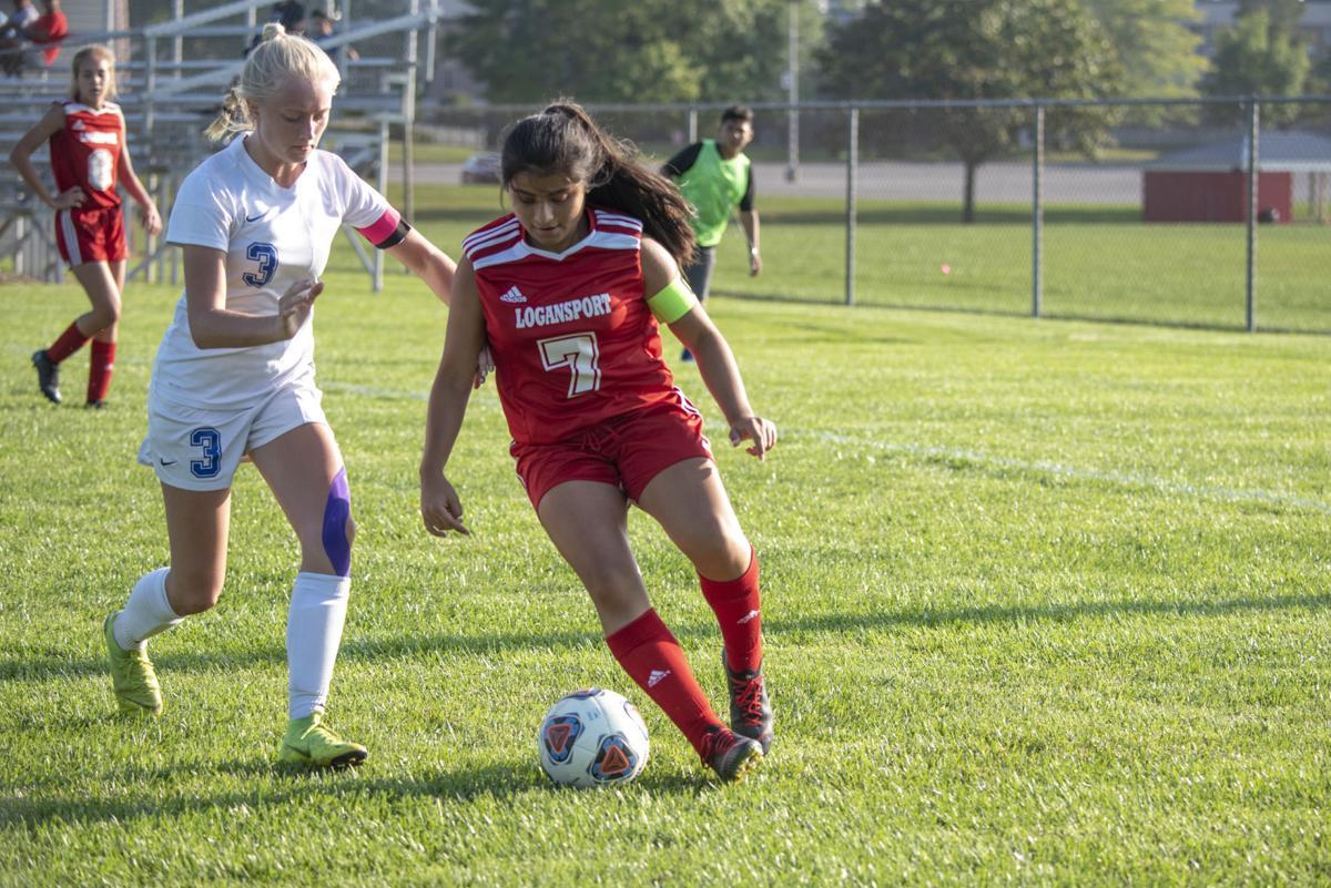 Logansport girls soccer