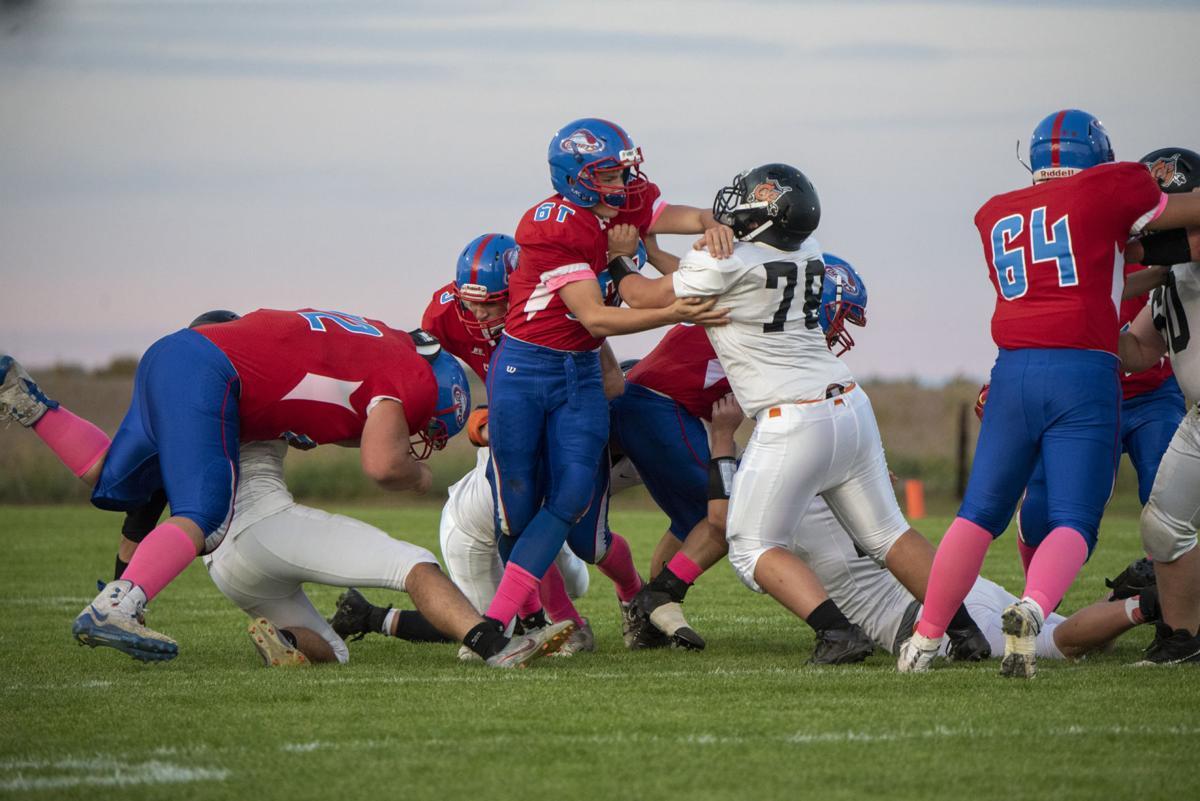 Caston football