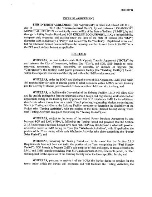 Interim Agreement Pharostribune