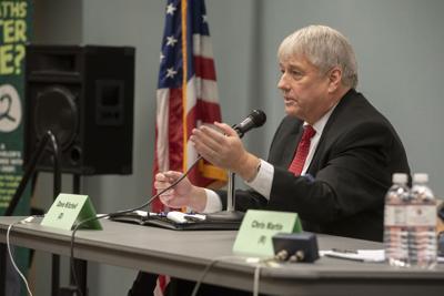 Mayor Dave Kitchell