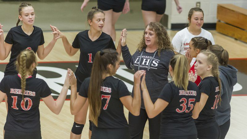 Dena Kuhn fighting battle of her life this volleyball season