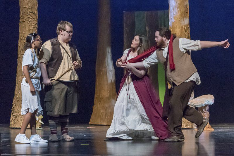 Going 'Into the Woods': Civic Players of Logansport takes on fairy tale musical