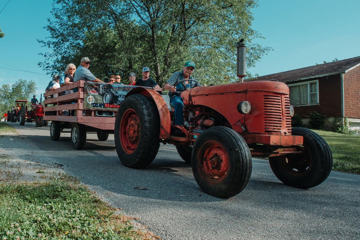 Annual tractor drive