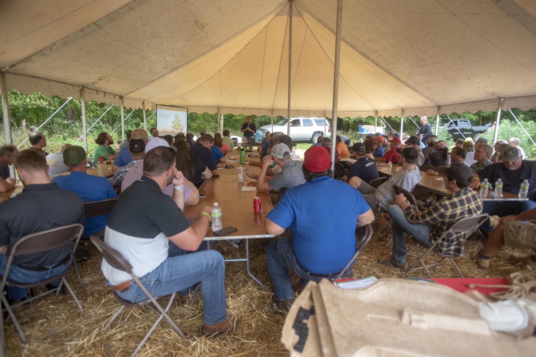 First Hemp Farmer In Cass County Co Hosts Symposium On Crop Local News Pharostribune Com