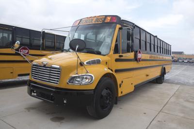 Caston school bus