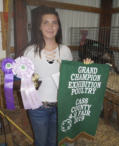 2019 4-H Fair Results: Poultry Show