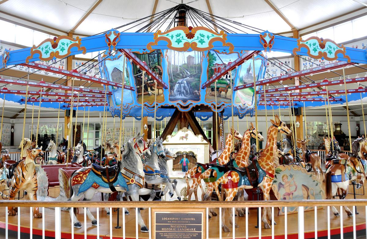 Cass County Dentzel Carousel