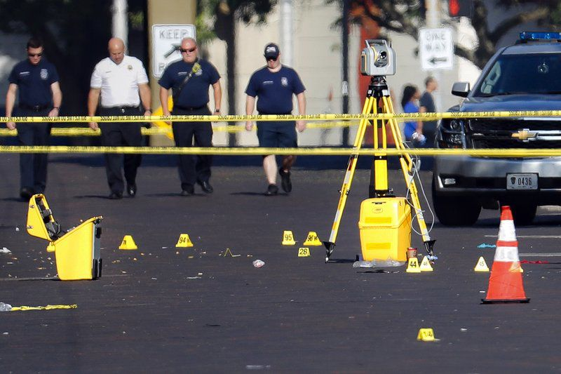 2 mass shootings in less than 24 hours shock US | News