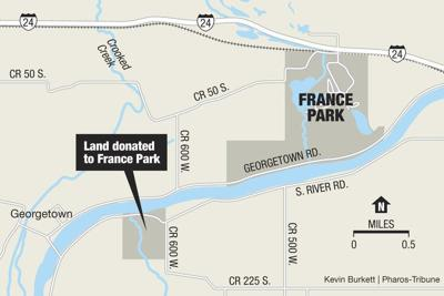 France Park expands by over 100 acres
