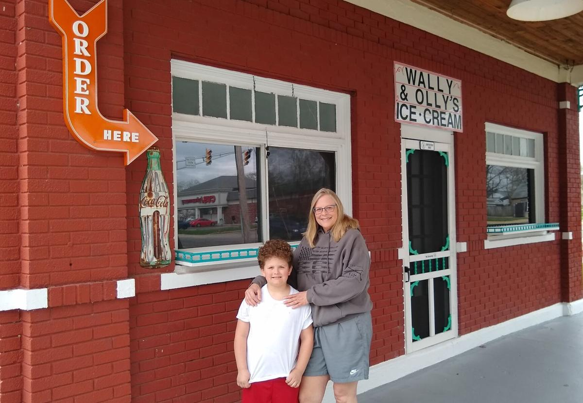 Olly and Wally's owners