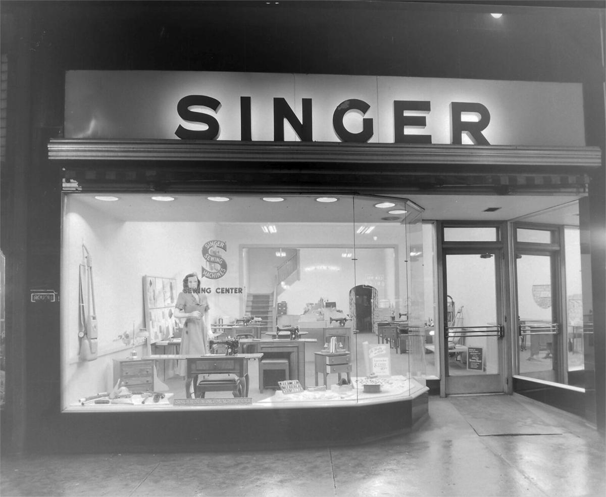 Singer Sewing Machine Co.