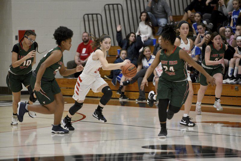 Lady Berries shine: Logan routs Indianapolis Tech on senior night