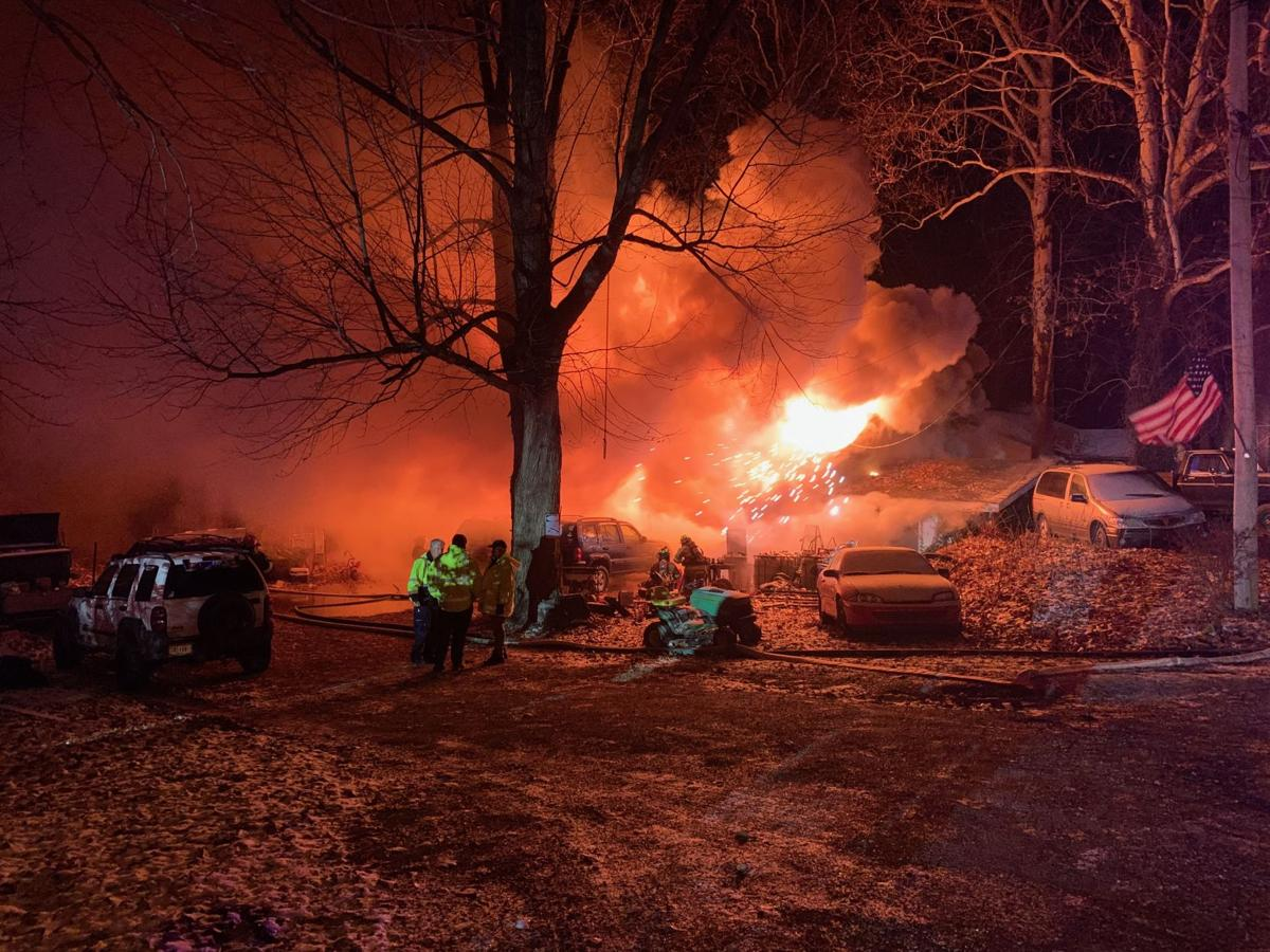 UPDATED: Officials investigating fatal house fire