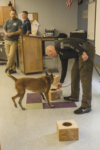 K-9 know-how | Local News | pharostribune com
