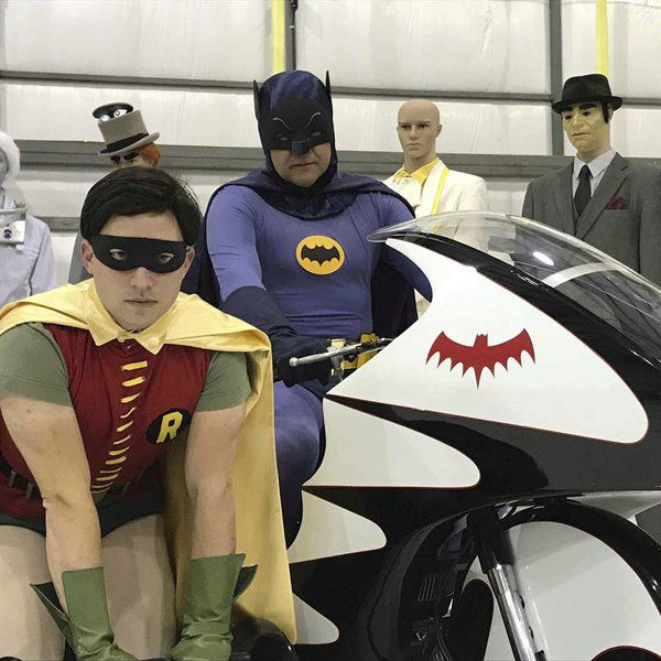 Batmobile builder is making BatCon an annual event