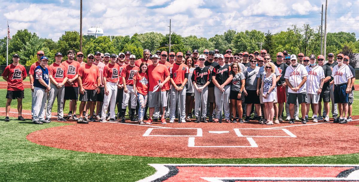 Logansport baseball alumni game