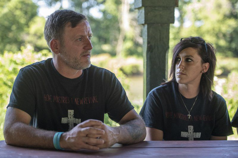 Recovering addicts find hope, healing and support through ministry