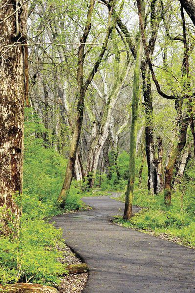 Grant to study new trails along Wabash
