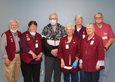 Logansport Memorial Hospital top 10 Volunteers 2021