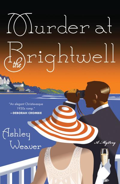 Book Review Murder at the Brightwell