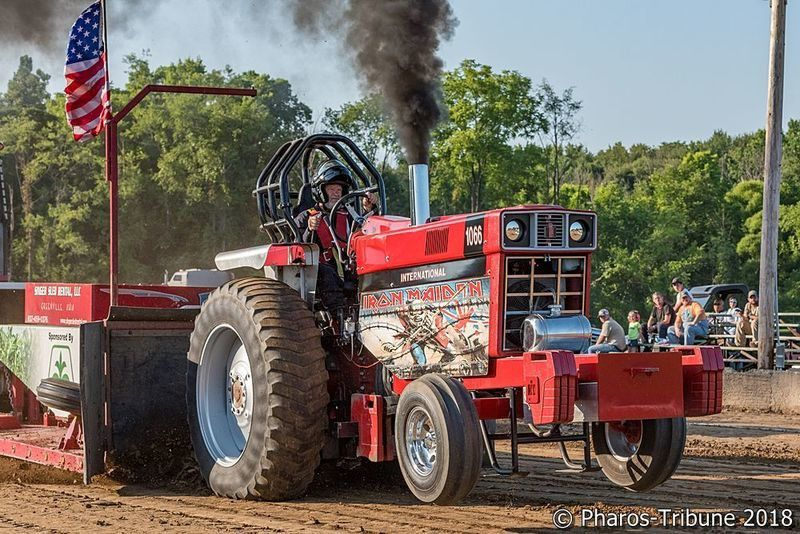 2019 Cass County 4-H Fair schedule of events