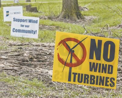 "Cass Co. wind turbine project ""dead"""