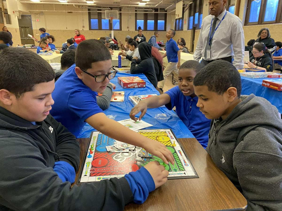 School of the Week: Curriculum builds character, awareness at Conwell Middle School