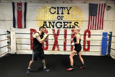 Bare Knuckle Fighting Poised To Become A Hit Again News Phillytrib Com