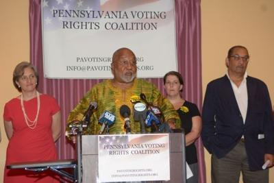 Pa. Voting Rights Coalition to fight Voter ID Law