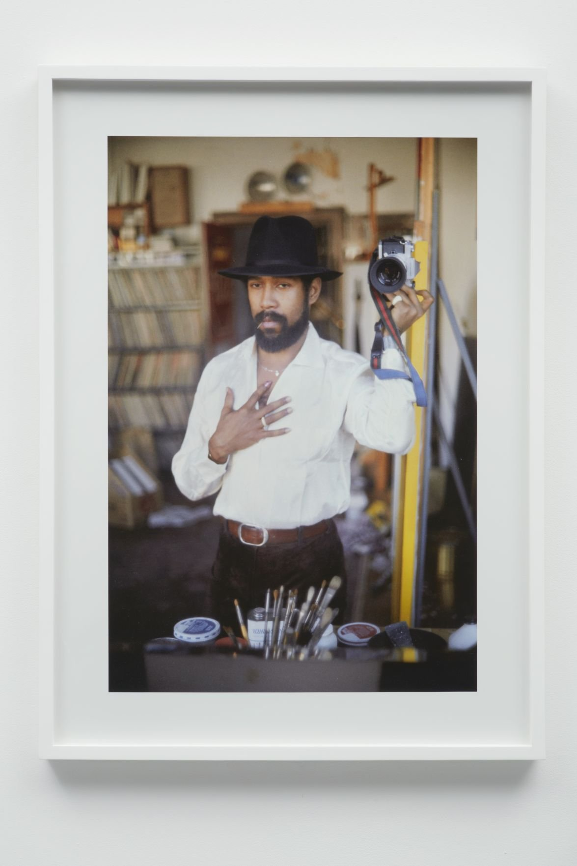 Barkley L. Hendricks, 72, pioneering photographer and artist ...