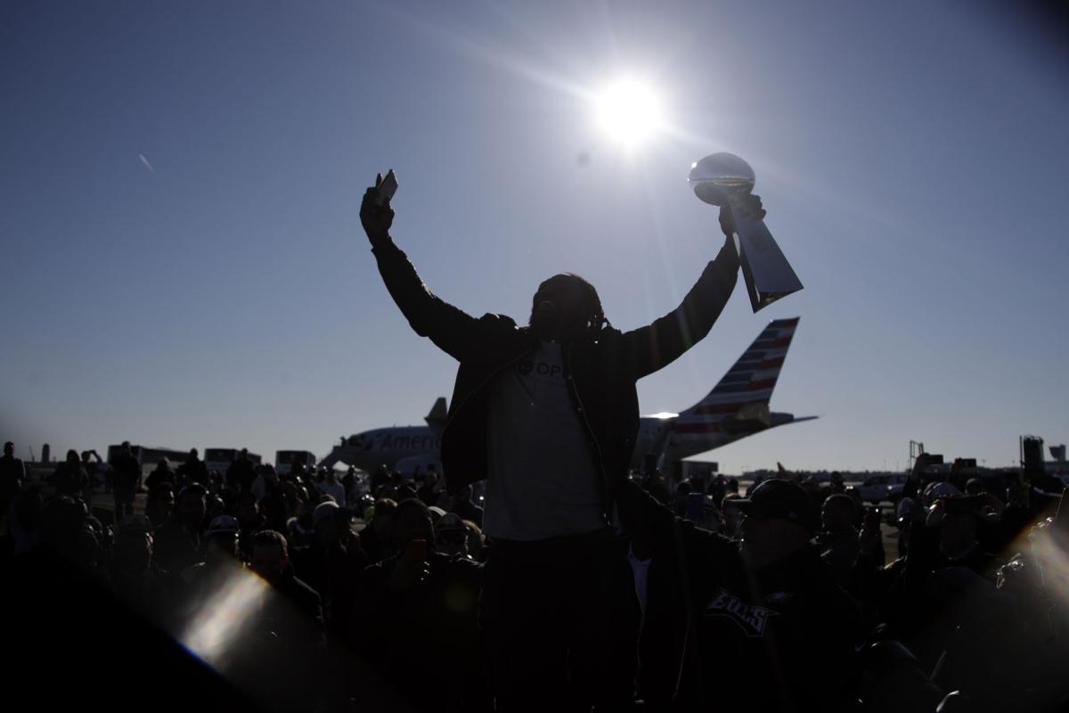 Eagles Super Bowl Football