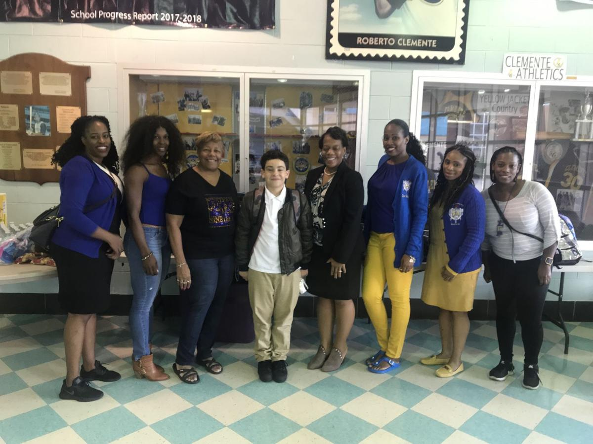 At Clemente, students sharpen their academic skills