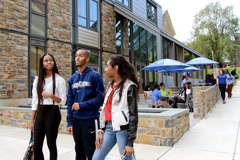 cheyney students