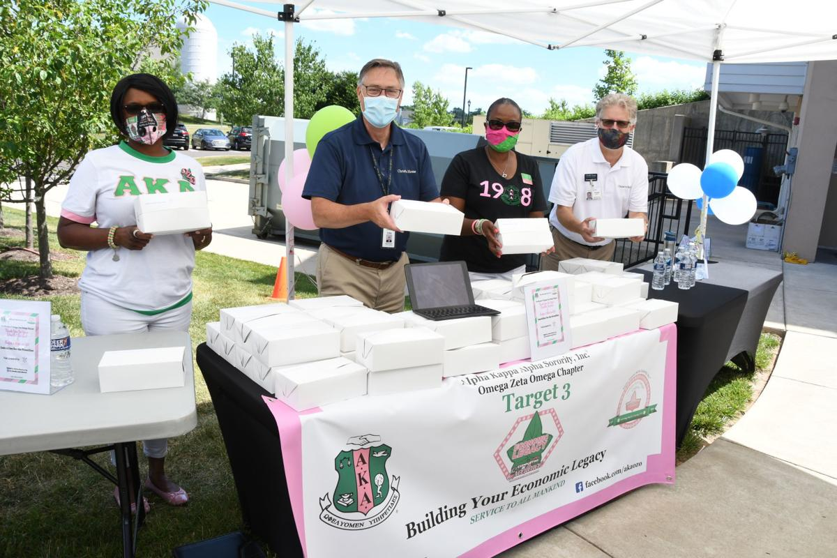 Alpha Kappa Alpha chapter honors essential workers in Bucks County