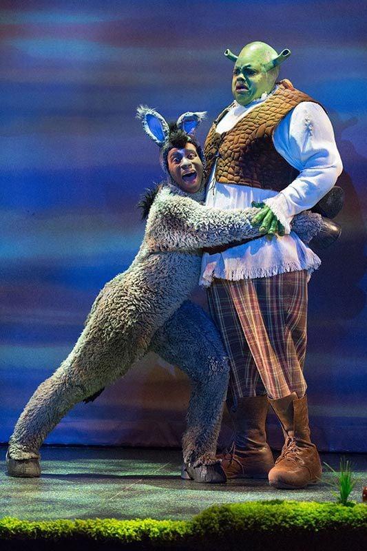 Shrek - Nick Parker