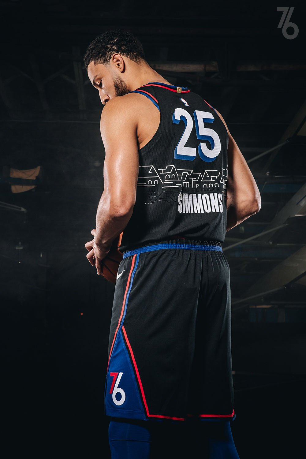 Sixers debut new black City Edition jerseys for 2020-2021 season ...