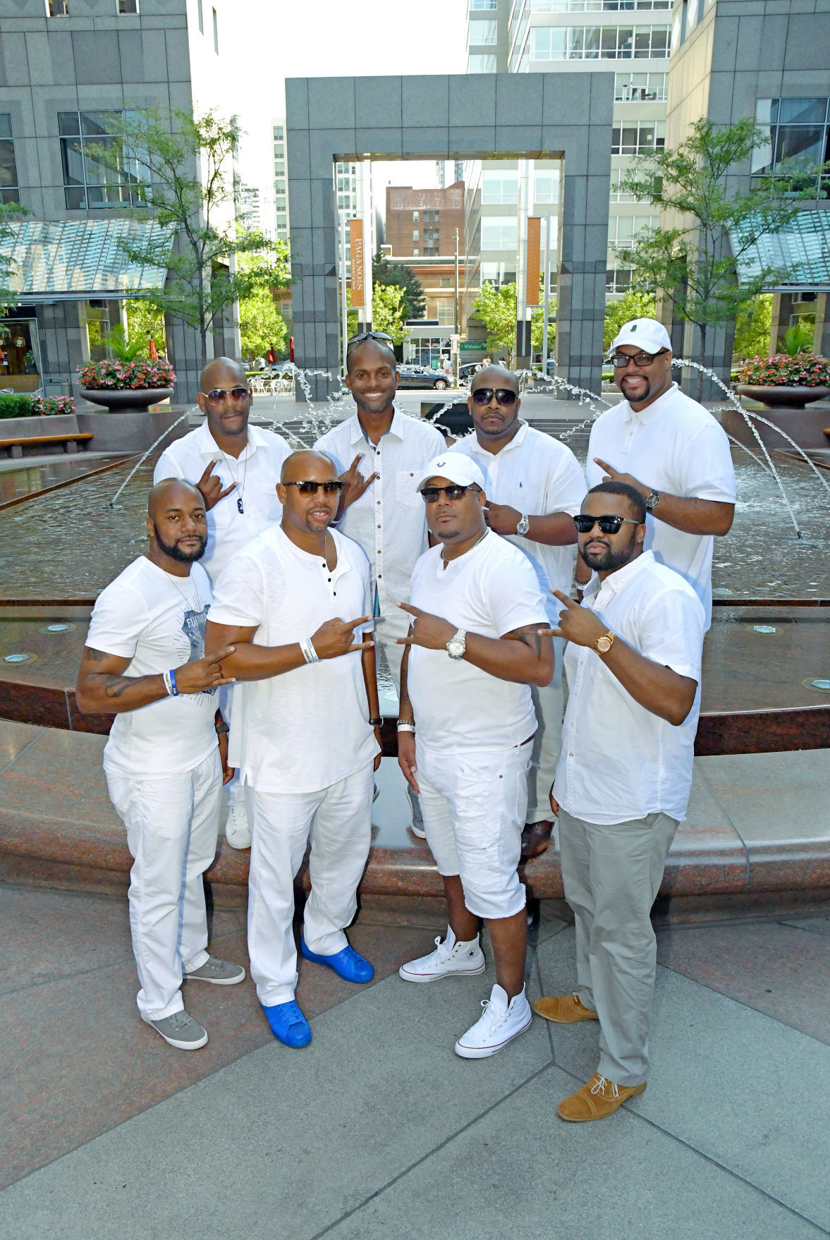 Out and About: Tri-State Sigmas host 'All White Day Party