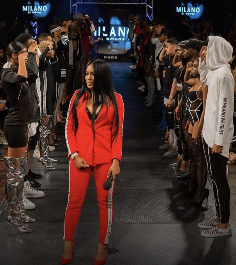 Philadelphia Fashion Designer Marks Five Years In Business Business Phillytrib Com