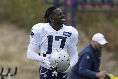 Patriots release Antonio Brown after another accusation