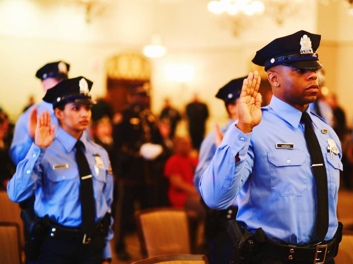 Efforts to diversify Philly police force continue to fall