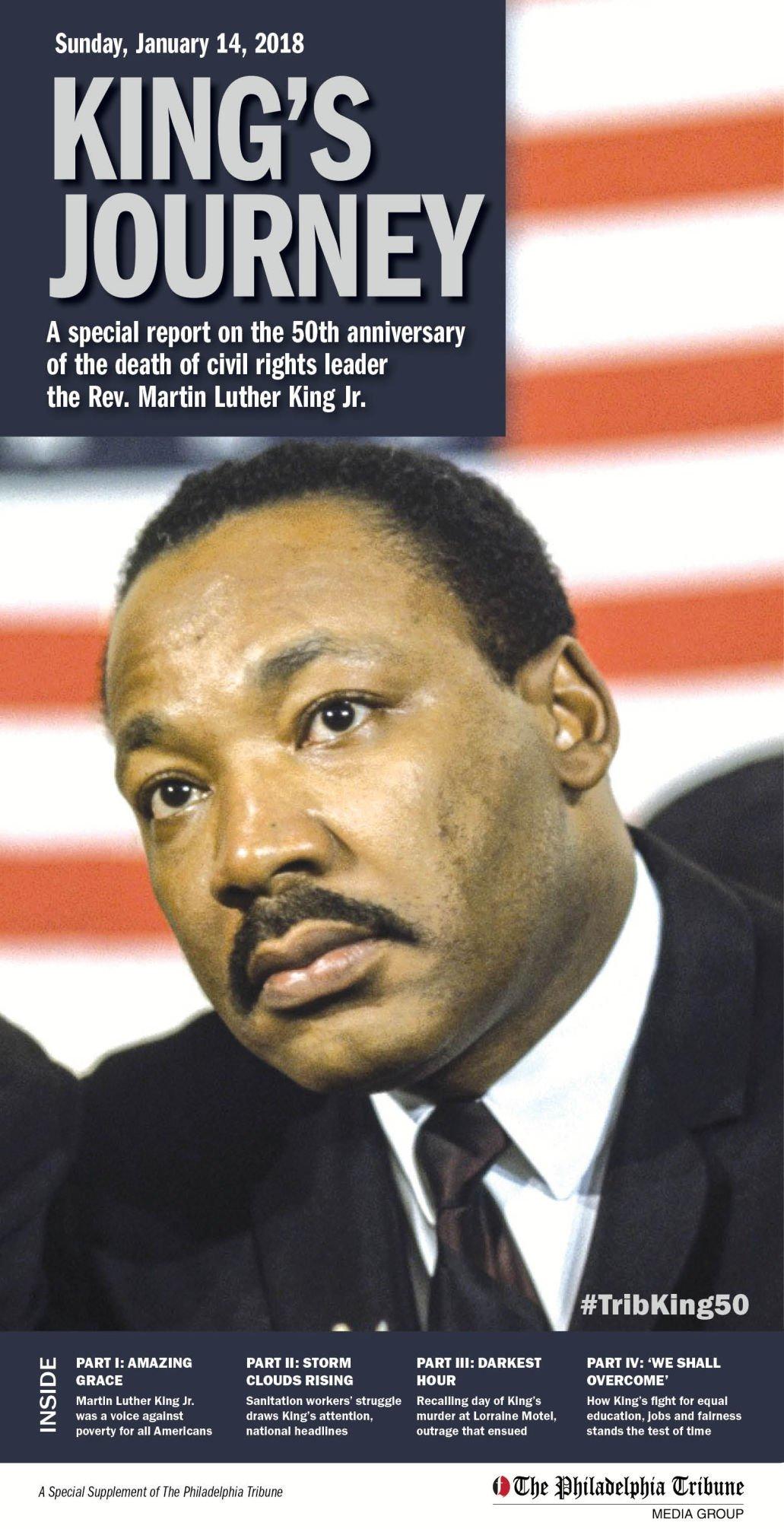 King S Journey 2018 Rev Martin Luther King Jr Supplement