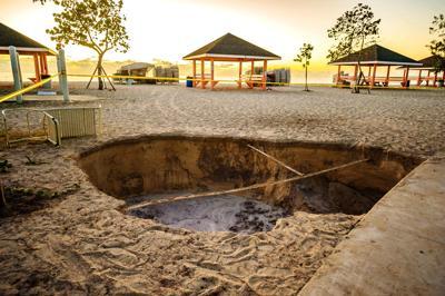 Grand Cayman Earthquake