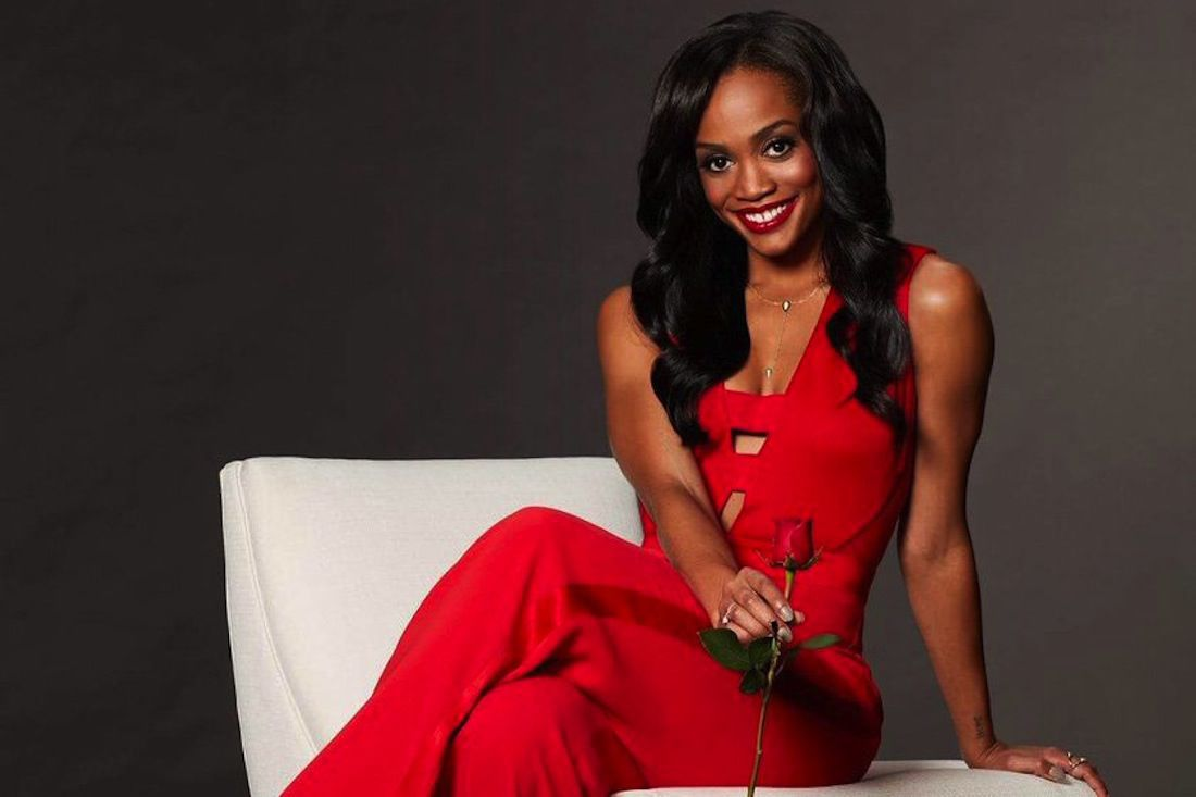 Bachelorette premiere rachel lindsay is swept off her feet bachelorette premiere rachel lindsay is swept off her feet literally voltagebd Images