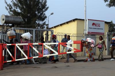 Congo-Rwanda border